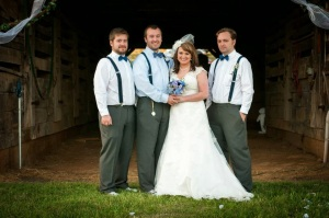 My Kids: Matt, Spencer, Kayla, Aaron
