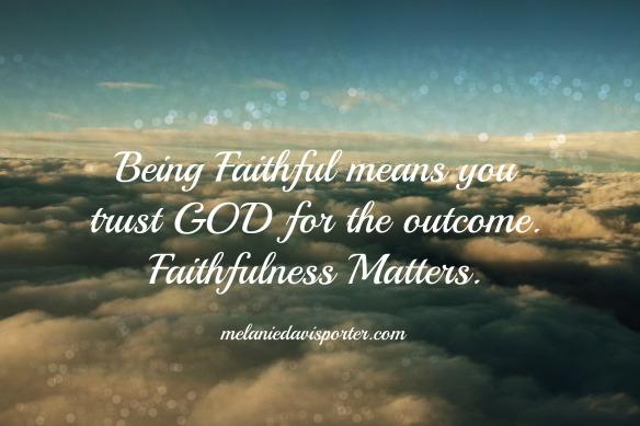 faithfulness matters