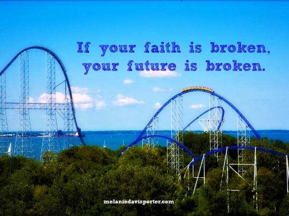 faith roller coaster
