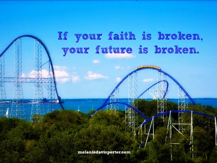 faith roller coaster