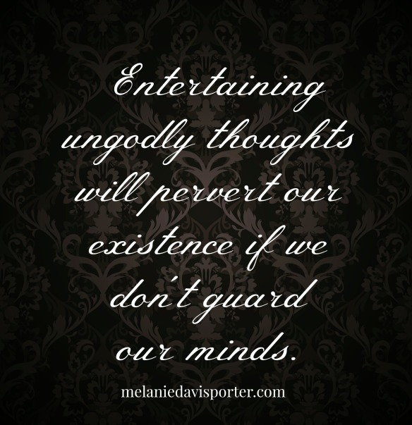 guard our minds