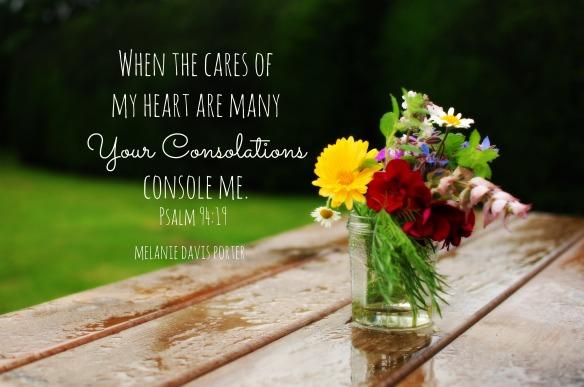 psalm 94 19 pockets of joy